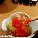 基 - 冷え冷えトマトのおでん