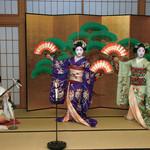 祇園畑中 - 舞妓さんの京舞
