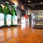 ツクシ - 珍しいビールも取りそろえております。