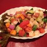 ムガル - カチュマンマラダ 酸味の効いた私の好きなサラダ
