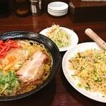 拓味亭 足立店 - チャーハンセット