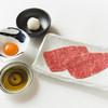うしごろ 貫 - 料理写真:サーロインのすき焼き 1,500円
