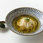 うしごろ 貫 - 特製和風冷麺 600円