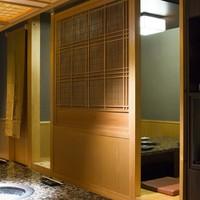 限定1室の半個室は最大4名様・接待、記念日あらゆるシーンに対応可能