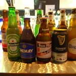 エリア8145 - 世界のビールをご用意しております★