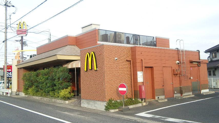 マクドナルド 総社溝口店