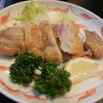 歌舞伎 - 地鶏塩焼き