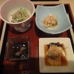 21667552 - 海鮮 小鉢・酢の物