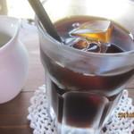 椿屋珈琲店 - アイスコーヒー