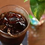 木馬の館 - 木馬特製のアイスコーヒー