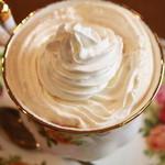 木馬の館 - ちょっと贅沢なウィンナコーヒーはいかが?