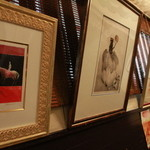 木馬の館 - 絵もいろいろ展示しています
