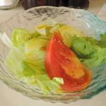 ダンボ - セットのサラダ