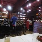 バルバニーカフェ - カウンター