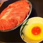21677778 - たっぷりお肉としっかり卵