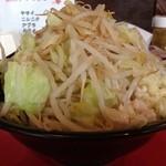 麺や 唯桜 - 「ラーメン(小)」650円