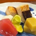 日本料理 辻 - 料理写真:さわら