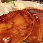 喫茶館キーフェル - フレンチパンケーキ
