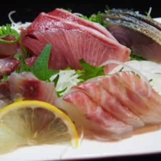 「三浦・三崎港」から新鮮な鮮魚が日替わりで入荷!