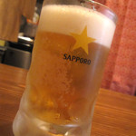 21684441 - 「生ビール」 500円