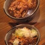 21684726 - 「肉豆腐(醤油)」 450円