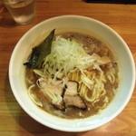 麺や つとむ - 濃厚醤油ラーメン ¥700