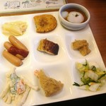 日本料理 桜ばし - 朝食 バイキング