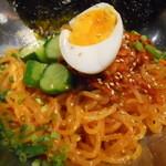 焼肉トラジ - ピビン麺
