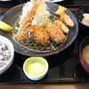 とん膳 - 料理写真:かきバラエティ定食