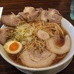彩色ラーメンきんせい - 醤油チャーシュー(09.1)