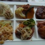 Fesutagaden - メイン料理2013年10月1日フェスタガーデン