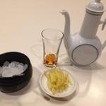 菜遊記 - 紹興酒セット!