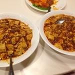 菜遊記 - 麻婆豆腐食べ比べ2種!