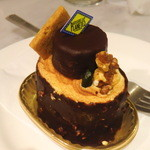 パティスリープラネッツ - バナチョコケーキ