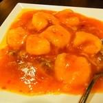 香港美膳 - お疲れ様セット エビチリ