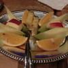 ベティのマヨネーズ - 料理写真:セットに付いてるフルーツ