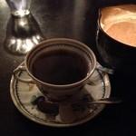 ふかくさ - コーヒー350円