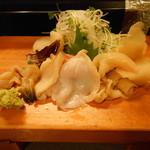 新中野まとい寿司 - 貝盛り合わせ 6品