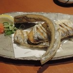 Shubouuoman - 太刀魚の唐揚げ