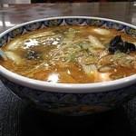 翠芳楼 - 坦々広東麺