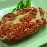 いっぱち - 豚肩ロースステーキ