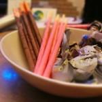 スタンドバーエンク - チョコレート盛り合わせだよ~