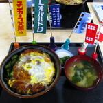 桜井食堂 - 料理写真:あの!!かつ丼