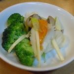 21700187 - イカと野菜の炒め