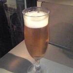 心水 - 生ビール