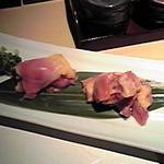 心水 - 花尾鶏刺身