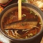 京のそば処 花巻屋 - 京の手打ち蕎麦。 やっぱり にしん蕎麦でしょう\(^o^)/ ご馳走さま(^-^)