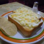 喫茶室マロニエ - タマゴトースト