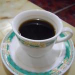 喫茶室マロニエ - ホットコーヒー