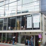 和kitchen かんな - お店はシニフィアン・シニフィエの2階にあります。